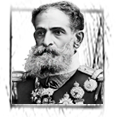 Tribute to the first president of Brazil, in power from 1889 to 1891